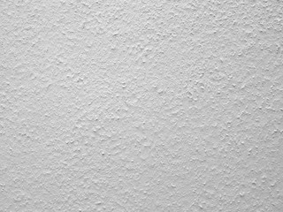 Painted concrete cement wall
