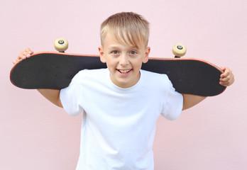 boy skate fun