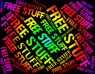 Free Stuff Indicates With Our Compliments And Buy