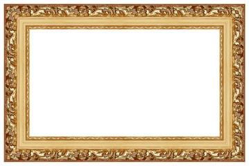 Golden frame 7