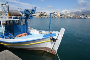 Boot bei Ierapetra, Kreta