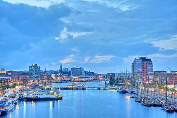 Hafen Kiel Kieler Woche