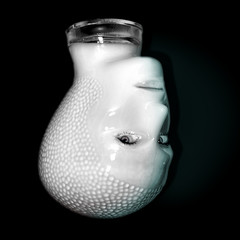 Just a bottle of Milk