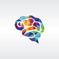 creative thinking. brain. idea