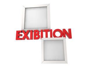 Exibition Frame Typo RW