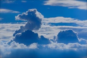 il disegno tra le nuvole