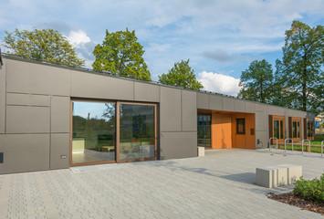 Modernes Gebäudedesign
