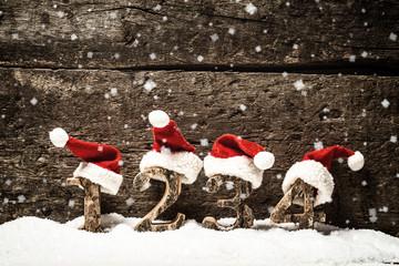 advent advent weihnachtkarte