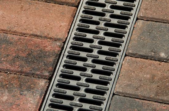paving drain