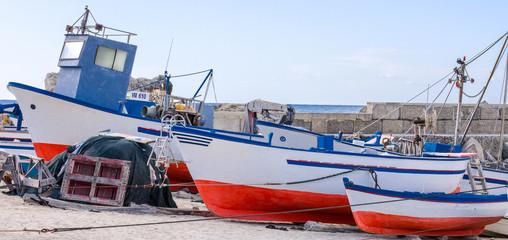Barche al porticciolo di Briatico