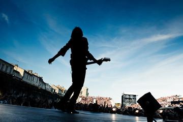 artiste musicien musique scène concert festival