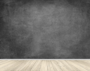 emty room with grey background