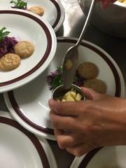 chef al lavoro cuoco cuochi hotel ristorante