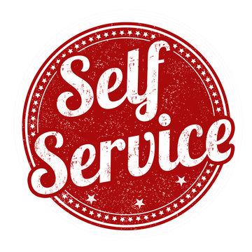 Self service stamp