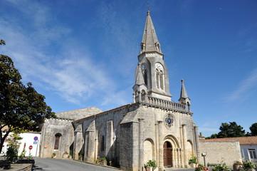 Eglise Saint-Denys, Ile d'Oléron