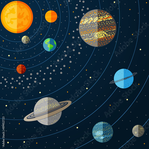 planets and their colors