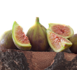 fresh and tasteful figs