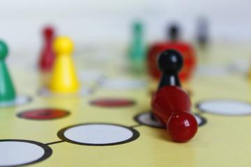 Spiel game play Mensch figur spielfigur Glück