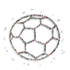 people  shape  soccer ball sports cartoon