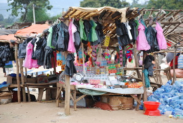 South Ethiopia market