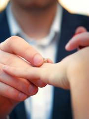 Proposing to her