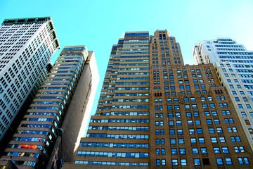 Les bureaux de New York. Photo de Gratte ciels