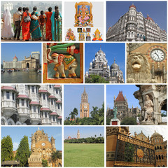 sightseeing Mumbai city images