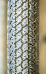 bike tire macro close-up texture background