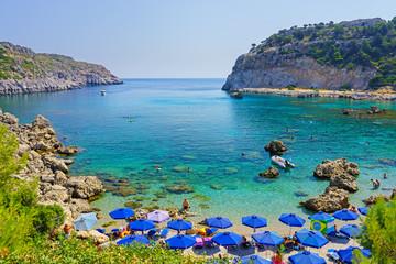 Anthony Quinn Bay Rhodes Greece