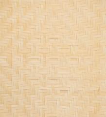Obraz wicker basket on white background - fototapety do salonu