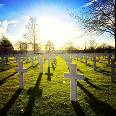 cimetière américain st James