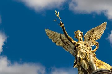 Friedensengel München Meditation