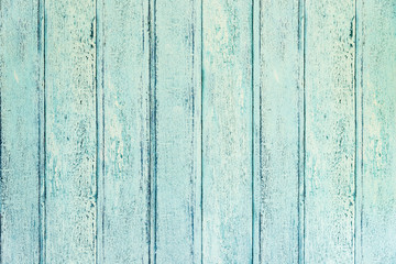 Old blue wood background textures