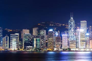Hongkong night light