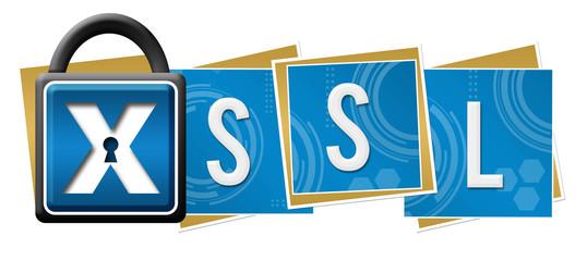 SSL Technical Squares Lock