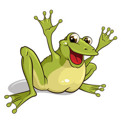 Frog 001