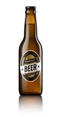 Bouteilles de bière vectorielles 2