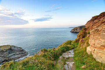 Cornish Coast at Portreath