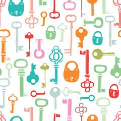 Color keys pattern