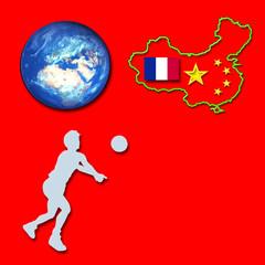 francia pallavolo