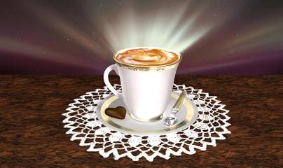 Cappuccino al risveglio