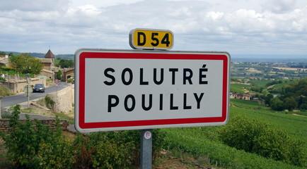 Solutré-Pouilly-Saône-et-Loire