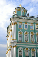 Winter Palace, St.Petersburg.