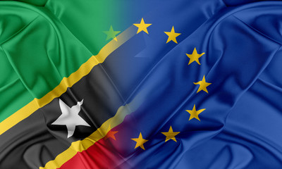 European Union and Saint Kitts and Nevis.