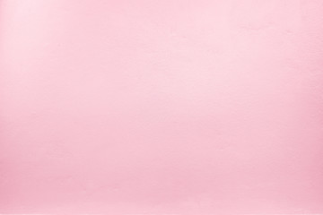 pink pastel color paint on cement wall, Texture background