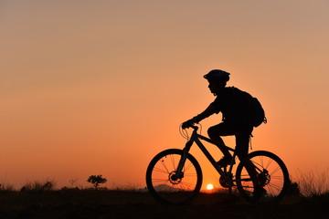 bisikletle sabah gezintileri