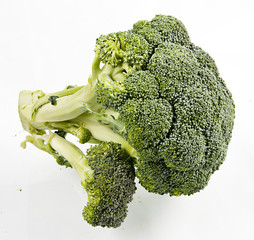 świeże warzywa - brokuły
