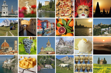 beautiful italian images card