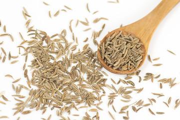 Caraway (Carum carvi) seeds