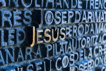 Jesus is a key
